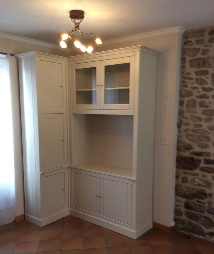 biblioth que cuisine galerie photos meubles de jardin peinture salle de bains villa. Black Bedroom Furniture Sets. Home Design Ideas