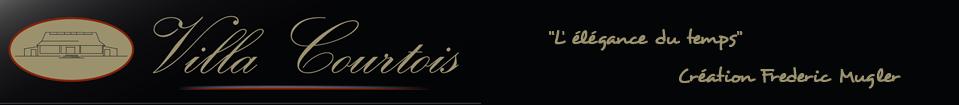 Villa Courtois – Vente de meubles sur mesure à St Malo – Ebéniste