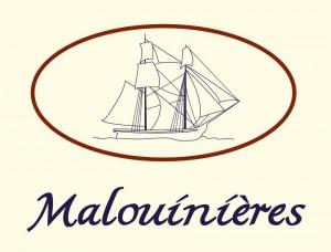 Peinture des malouinières à SAint Malo avec Villa Courtois