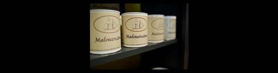 La gamme de peinture l 39 huile de lin malouni res est for Huile de lin cuisine