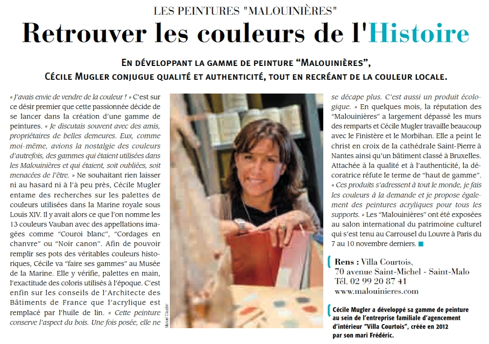 Article St-Malo Mag