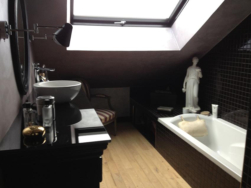 """Salle de bain """"Villa Courtois"""""""