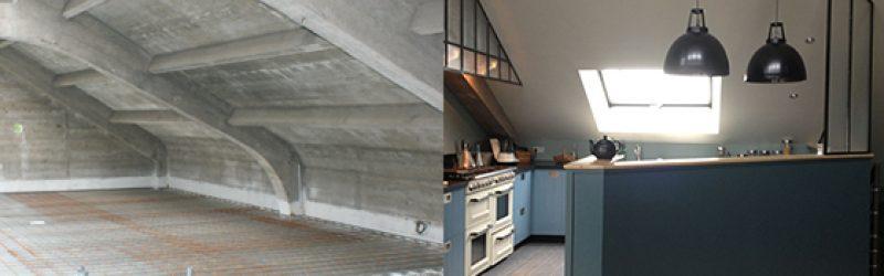 Photos de réalisation de cuisine