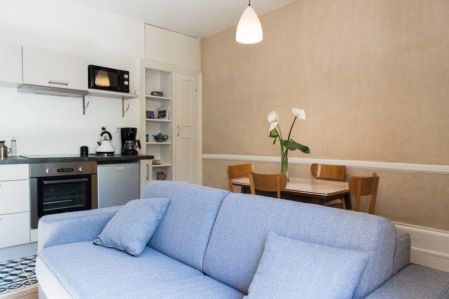 Rénovation d'un appartement à Rennes par MADJ