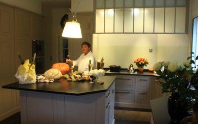 Jean-Yves Bordier aime les cuisines Villa Courtois