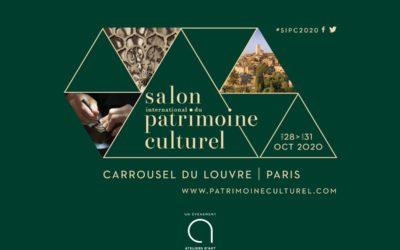 Villa Courtois et MADJ au Salon du Patrimoine Culturel octobre 2020