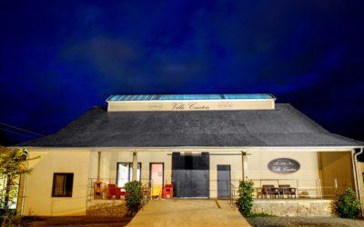 Inauguration de la boutique Villa Courtois le 27 Janvier 2012