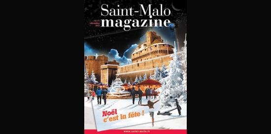 Villa Courtois dans Saint-Malo magazine
