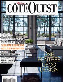Villa Courtois dans le magazine Côté Ouest oct nov 2012